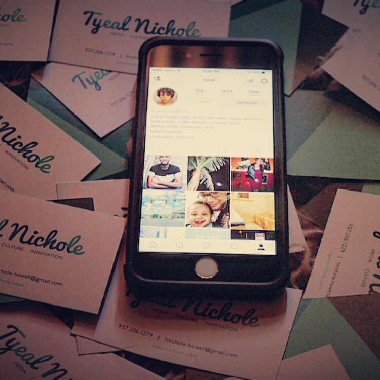 5 ways to make IG your new business card